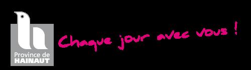 Visitez le site de la Province de Hainaut