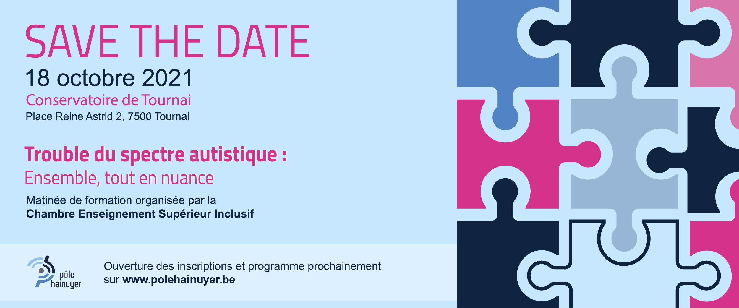 Evénement le 18 octobre à Tournai : Ensemble tout en nuance