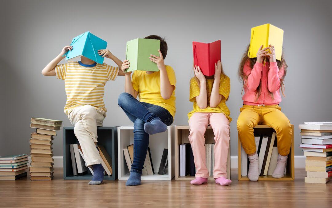 Travailler son imaginaire grâce aux livres et albums jeunesse